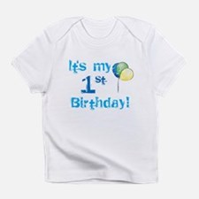 It's My 1st Birthday Infant T-Shirt