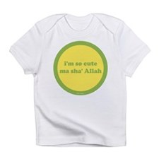 Custom Creeper Infant T-Shirt