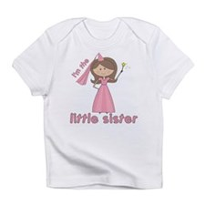 i'm the little sister princess Infant T-Shirt