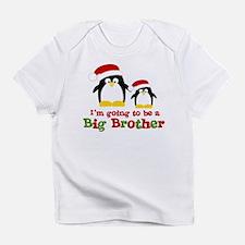 penguin big brother surprise Infant T-Shirt