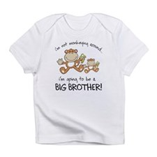 big brothers monkey Infant T-Shirt