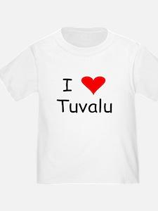 I_Love_Tuvalu_2 T-Shirt