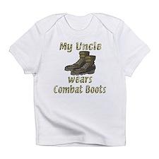 My Uncle Wears Combat Boots Infant T-Shirt