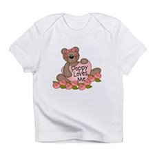 Poppy Loves Me CUTE Bear Infant T-Shirt