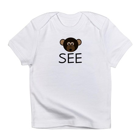 Monkey See TWINS Infant T-Shirt