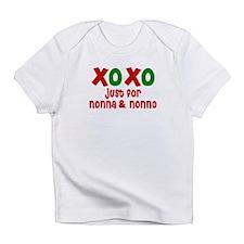 XOXO for Nonna & Nonno Infant T-Shirt