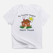 Favorite Hangout Nani's House Infant T-Shirt