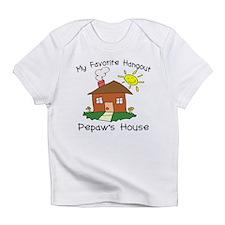 Favorite Hangout Pepaw's Hous Infant T-Shirt