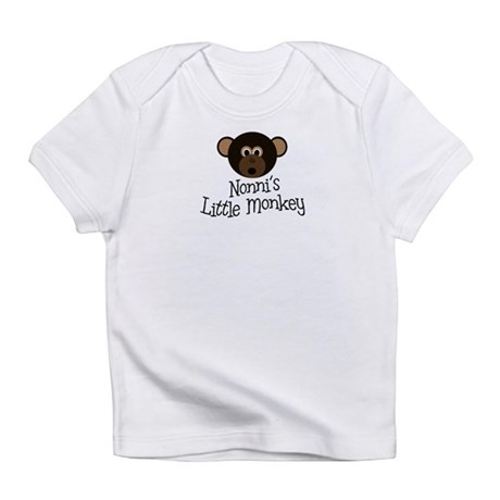 Nonni's Little Monkey BOY Infant T-Shirt