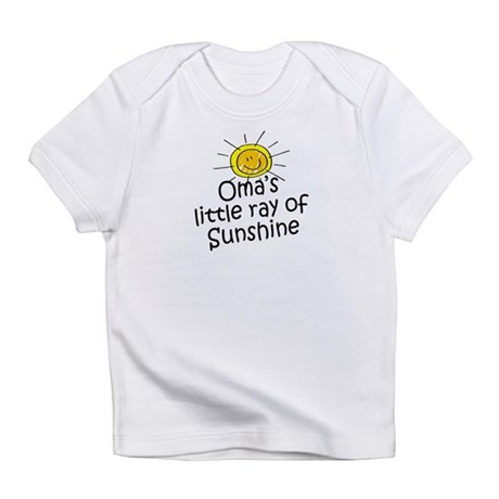 Oma's Sunshine Infant T-Shirt