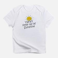 YaYa's Sunshine Infant T-Shirt