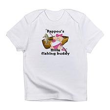 Pappou's Fishing Buddy Infant T-Shirt