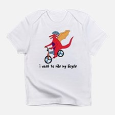 Cool Bicycle baby Infant T-Shirt