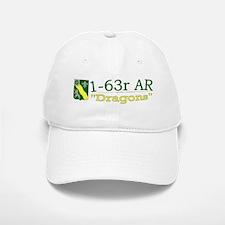 1st Bn 63rd Armor Baseball Baseball Cap