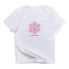 Big Brother Rocks Creeper Infant T-Shirt