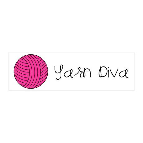 Yarn Diva 20x6 Wall Peel