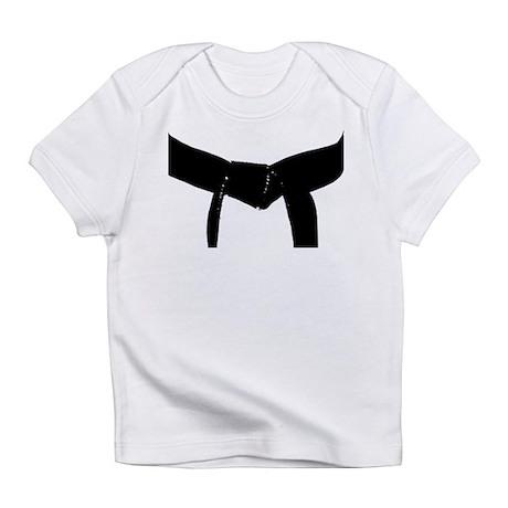 Martial Arts Black Belt Infant T-Shirt