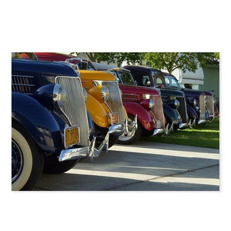 36 Ford Grill Postcards (Package of 8)