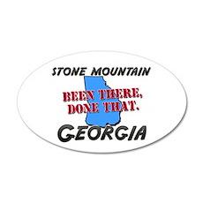 stone mountain georgia - been there, done that Sti