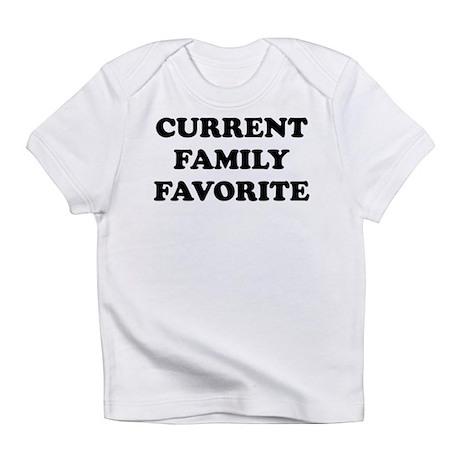 Current Family Favorite Infant T-Shirt
