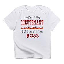 Dad is LIEUTENANT Infant T-Shirt