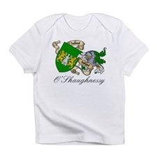 O'Shaughnessy Coat of Arms Creeper Infant T-Shirt