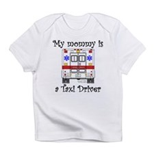 Taxi Driver Mommy Creeper Infant T-Shirt