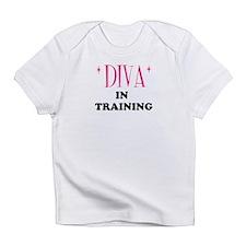 Diva in Training Creeper Infant T-Shirt