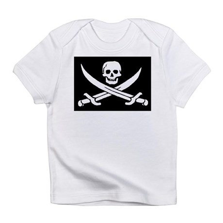 Pirate Flag Infant T-Shirt