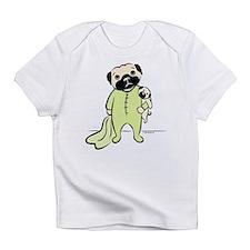 Baby Pug Infant T-Shirt