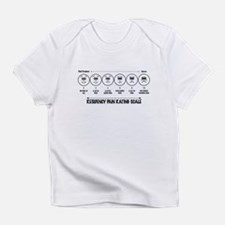 Residency Pain Scale Infant T-Shirt