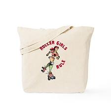 Roller Girls Tote Bag