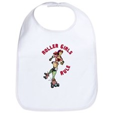 Roller Girls Bib