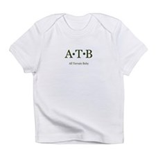ATB-All Terrain Baby Creeper Infant T-Shirt
