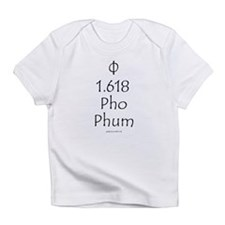 Phee Phi Pho Phum Creeper Infant T-Shirt