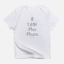 Phee Phi Pho Phum Creeper Infant T-Shirt