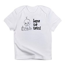 Lepa Na Tatu - Cute Like My D Infant T-Shirt