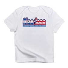 NicaRican Infant T-Shirt