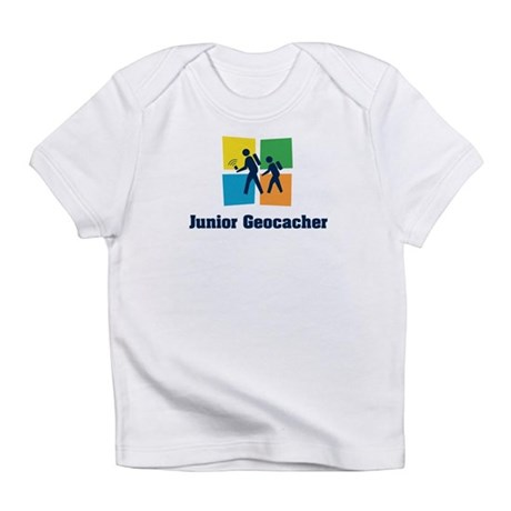 Junior Geocacher Infant T-Shirt