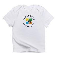Geocacher in Training Infant T-Shirt