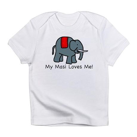 Masi Loves Me Creeper Infant T-Shirt