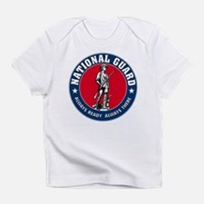 National Guard Logo Creeper Infant T-Shirt