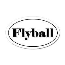 Flyball Sticker