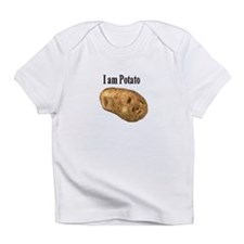 Funny Potatoes Infant T-Shirt