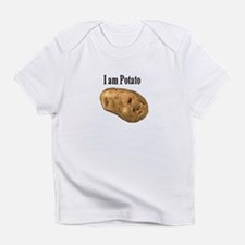 Cute Potato Infant T-Shirt