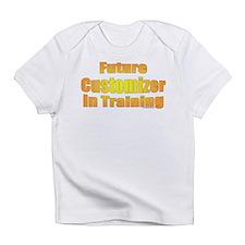 Creeper - Future Customizer In Training Infant T-S