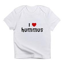 I * Hummus Creeper Infant T-Shirt
