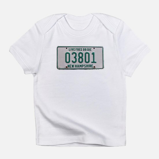 03801 Portsmouth, NH Creeper Infant T-Shirt