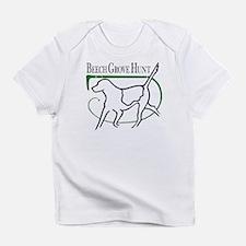 Beech Grove Hunt Creeper Infant T-Shirt