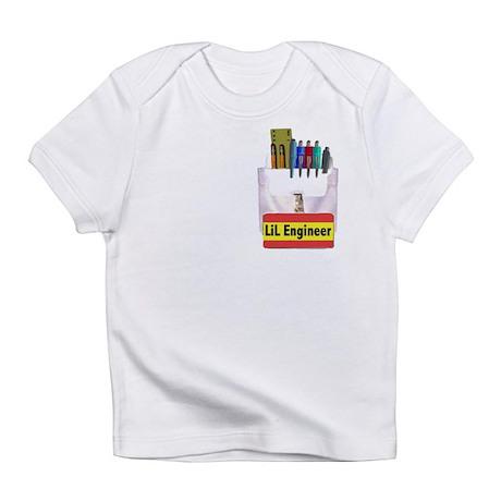 LIL Engineer Creeper Infant T-Shirt